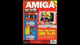 OctaMED v3 - AmigaNuts Power - CU Amiga July 1992