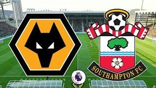 Premier League 2018/19 - Wolverhampton Vs Southampton - 29/09/18 - FIFA 18