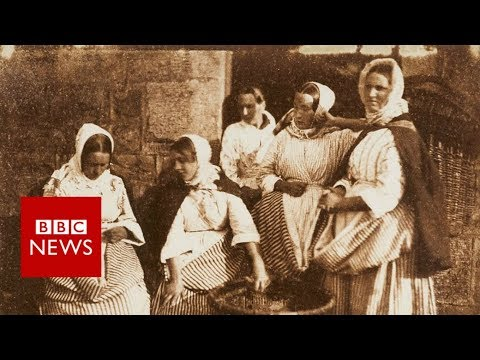 Xxx Mp4 See Some Of The World S Earliest Photographs BBC News 3gp Sex