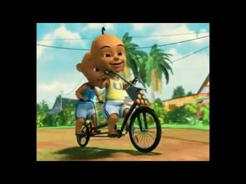 Lagu Anak-- Kring Kring Ada Sepeda-- (Upin Ipin)