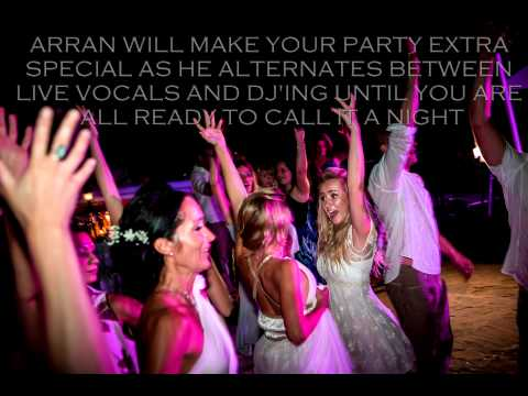 Arran Harding Entertainments Wedding Packages