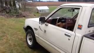 Isuzu Pup Diesel 4X4 Stump Dragon