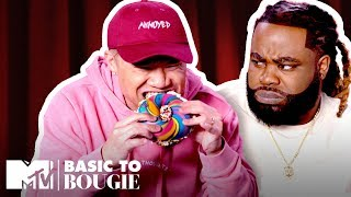 'WTF Is This Sh*t, Man?' It's Bagels & Açai! | Basic to Bougie Season 3 | MTV