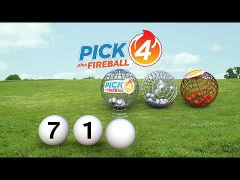 IL Lottery Midday 08/20/2017