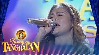 Tawag ng Tanghalan: Maricel Callo   Sana Maulit Muli (Round 3 Semifinals)
