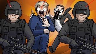 TRUMPS TORTURE METHODS!! - Mr.President Gameplay