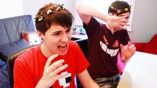 Dan and Phil vs. Tumblr