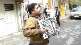 Street Singer In Iran 2 of 2