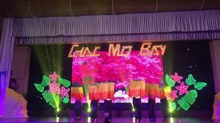 Gấm - Hương Giang - BTL (cover) - GMB2018 - UEH