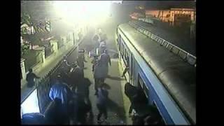 New footage of Argentina train crash