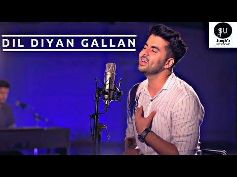 Xxx Mp4 Dil Diyan Gallan I Tiger Zinda Hai I Atif Aslam Singh S Unplugged Cover 3gp Sex
