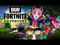 Download Video Download DUO FORTNITE ADVENTURE #1 (Animation) 3GP MP4 FLV