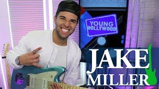Jake Miller Treats Fans to Intimate Performance!