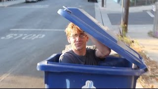 Getting Dumped in a Garbage Truck