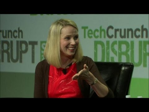Marissa Mayer s Ingredients For Success Disrupt SF 2013