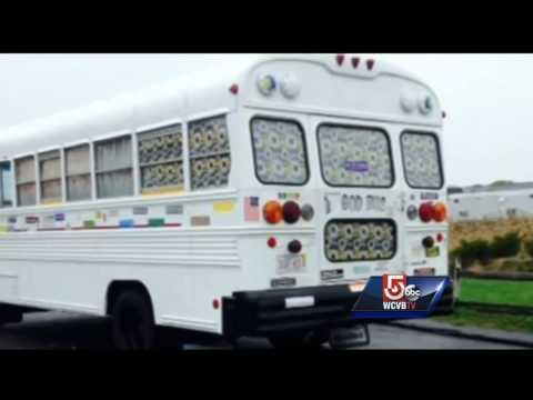 Xxx Mp4 Police Urge Vigilance Over Sex Offender's School Bus 3gp Sex