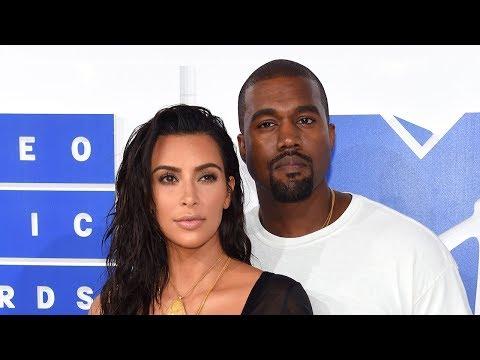 Kim Kardashian REACTS To Kanye West Exposing Marital Drama In