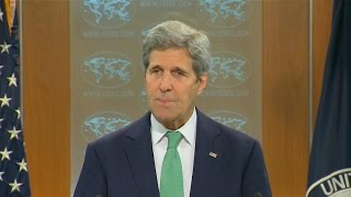 John Kerry: ISIS committing genocide