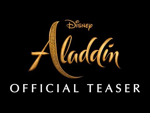 Xxx Mp4 Disney S Aladdin Teaser Trailer In Theaters May 24th 2019 3gp Sex