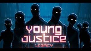 Young Justice Legacy Episode 1