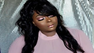 YOU'RE FAT NOT THICK! GRWM! WIG ENCOUNTERS AND CARLI BYBEL PALETTE