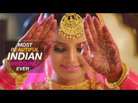 Best Indian Punjabi Cinematic Wedding 2017   Bride Getting Ready   Beautiful Canadian NRI Couple