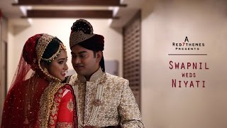 Wedding Highlight | Swapnil weds Niyati