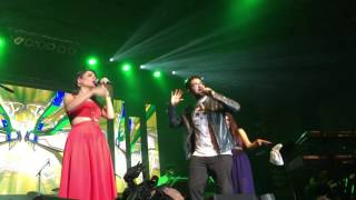 #SEFSEL #SanJose - Siddharth Mahadevan, Sukriti & Prakriti Kakar rocking the stage
