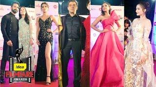 JIO 62nd Filmfare Awards 2017 - Salman Kham, Alia Bhatt, Shahid Kapoor, Sonam Kapoor, Shilpa Shetty