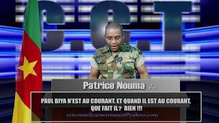 PAUL BIYA N'EST PAS AU COURANT  !!!