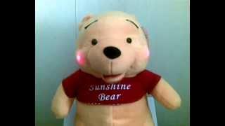 Singing Pooh