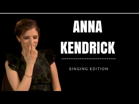 The best of Anna Kendrick singing edition
