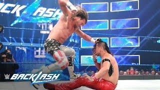Shinsuke Nakamura vs. Dolph Ziggler: WWE Backlash 2017 (WWE Network Exclusive)