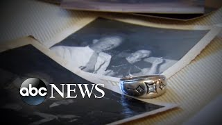 A long-lost ring gives a glimmer of hope to a family many years later