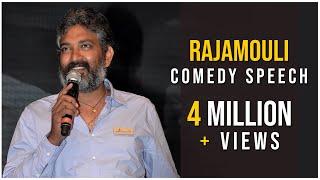 Rajamouli Comedy Speech  - Dikkulu Choodaku Ramayya Audio Launch Live