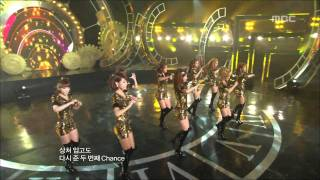 Girls' Generation - Hoot, 소녀시대 - 훗, Music Core 20101113