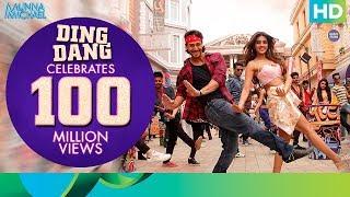Ding Dang Celebrates 100+ Million Views | Tiger Shroff & Nidhhi Agerwal