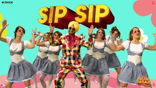 Arjun Patiala: Sip Sip (Video) | Diljit Dosanjh, Kriti Sanon, Varun S | Guru Bhullar Ft. Akash D