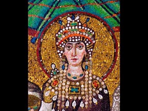 TEODORA DE BIZANCIO (Año 502) Pasajes de la historia (La rosa de los vientos)