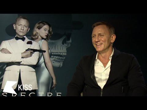 Xxx Mp4 James Bond 39 Spectre 39 Star Daniel Craig Chats To KISS 3gp Sex