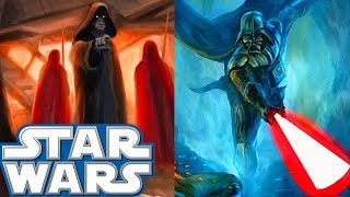 How Sidious PUNISHED Darth Vader For Rebelling - Star Wars Comics Explained