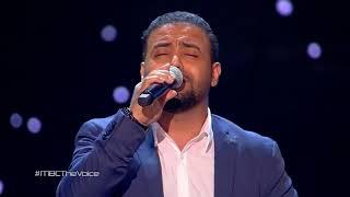 ذا فويس - سلطان صالح - قهوة وداع - مرحلة الصوت وبس - احلي صوت The Voice