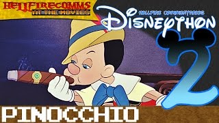 The 2nd HFC Disneython [#11: Pinocchio] (AUDIO COMMENTARY)