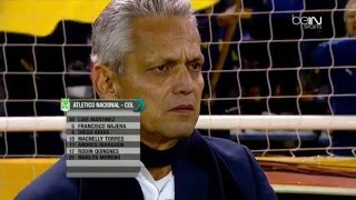 Rosario Central (ARG) vs  Atletico Nacional (COL): Copa Libertadores 2016 - Playoff 1\4 - 1st leg