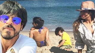 Shahrukh's Wife Shares H0T & $EXY Pic Of Daughter Suhana