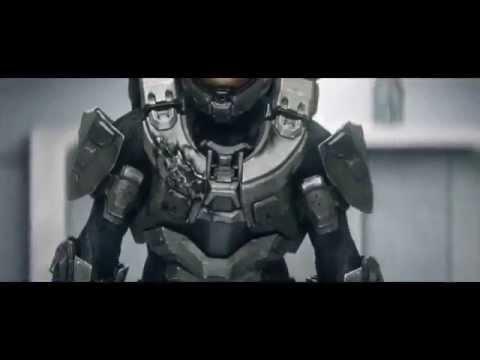 Halo 4 FInal Legendario Rostro del Jefe Maestro