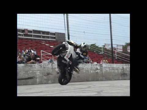 Dangerous Lifestyle Stunt Rider Brian Bubash
