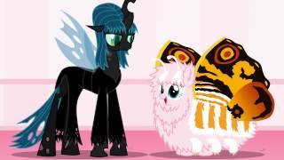 Fluffle Puff Tales - Alptraum Nacht (German/Deutsch)