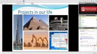 دورة ادارة المشاريع الإحترافية  PMP- محاضرة تعريفية - أكاديمية أونلاين للتدريب 2015
