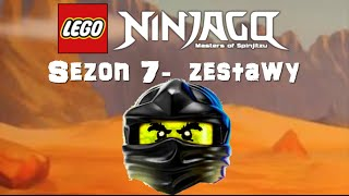 LEGO Ninjago sezon 7- zestawy (OFFICIAL)